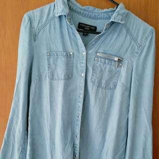 Forever New Denim Shirt