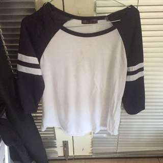 Casual 3/4 Top