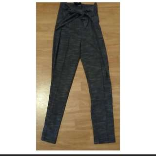 Tie Up Front Pants