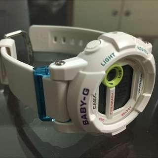 Casio Baby-G G-lide watch