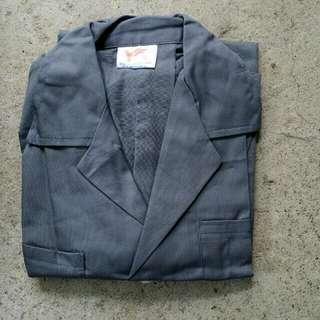 Industrial Work Shirt 机械工服