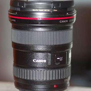 Canon 17-40mm F4 L USM -RESERVED