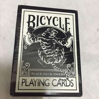 bicycle 老虎牌