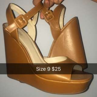 BETTS JENNA WEDGES