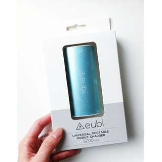 Eubi Portable Charger (2 Charge)