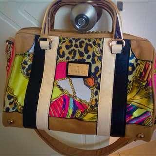 River Island Colourful Bowler Handbag