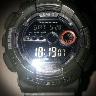 Casio G Shock GD 100 MS