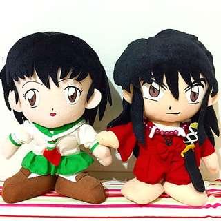 Inuyasha Plush Dolls 20cm Toy