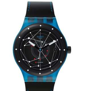 SWATCH SISTEM51機械錶