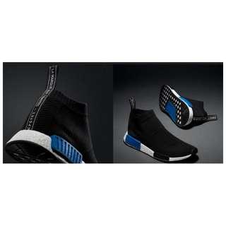 adidas NMD_CS1 (黑)