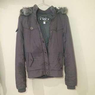 Billabong Grey Jacket