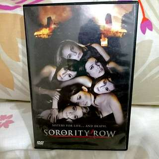 DVD: SORORITY ROW