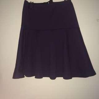 Cotton On Navy Blue Skirt
