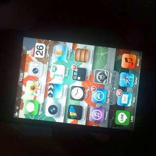 Ipod Touch Gen 4 (8gb)