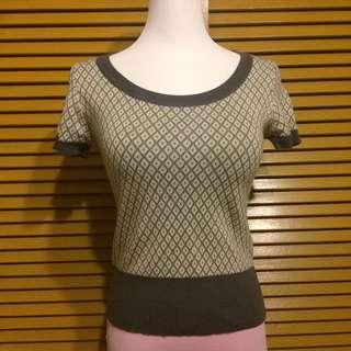 JS專櫃50%羊毛上衣,38,S size
