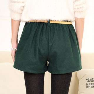 🌟軍綠/墨綠色短褲