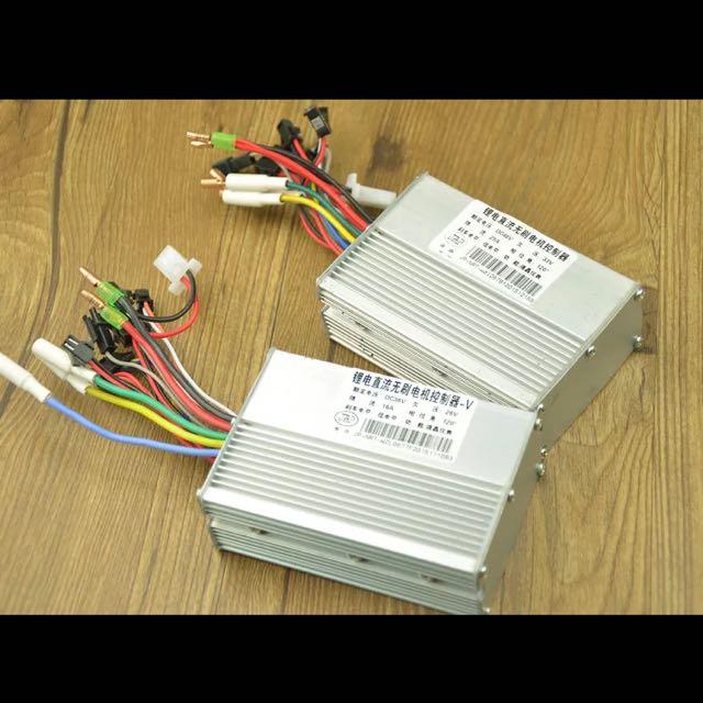 48V500W Brushless Motor Controller