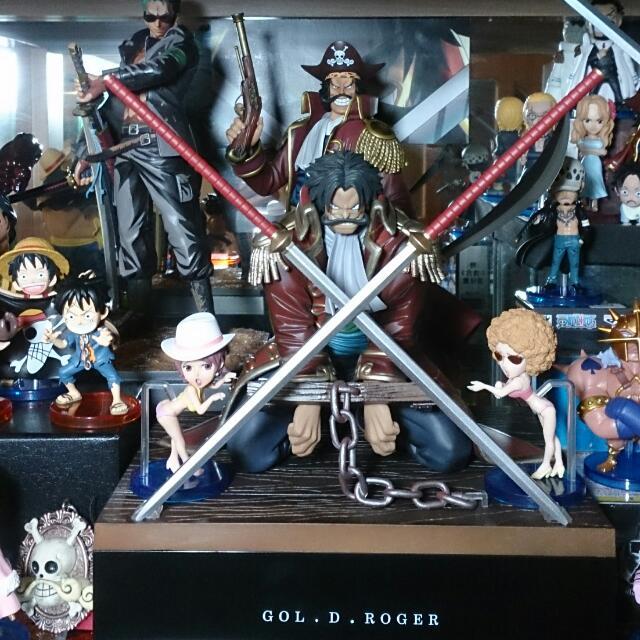 海賊王 歌爾羅傑 一番賞