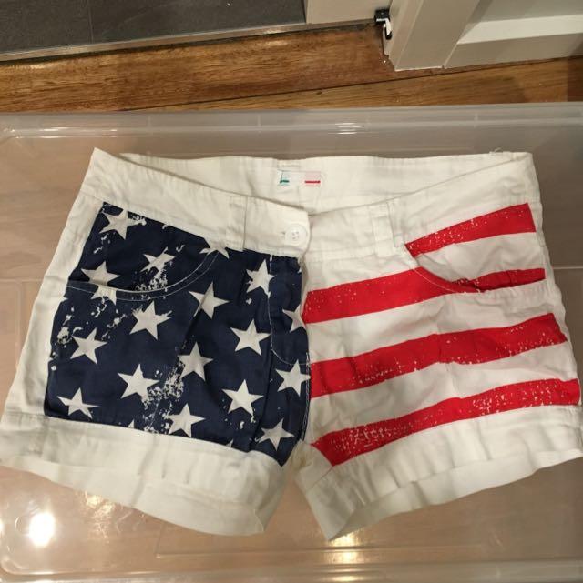 America Short Pants