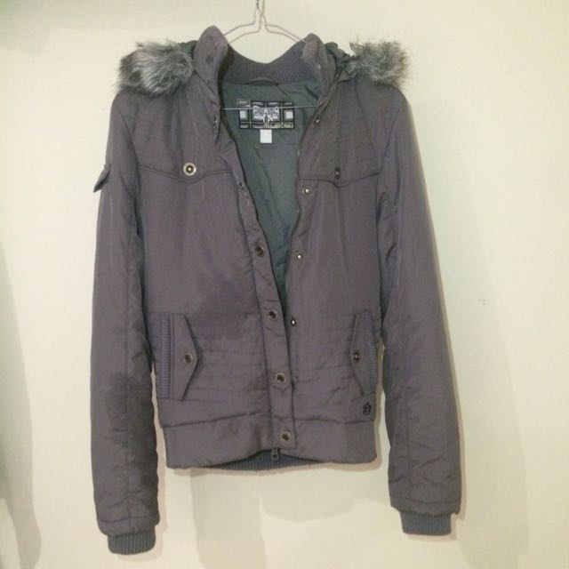 Billabong Grey Jacket