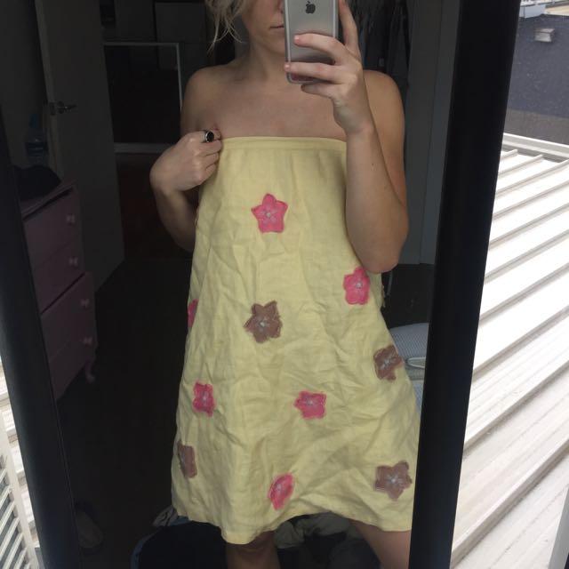 Boob Tube Dress