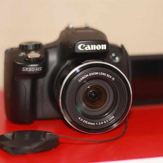 Canon Sx50 Powershot