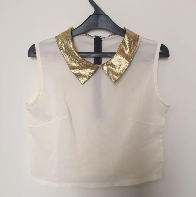 collar top
