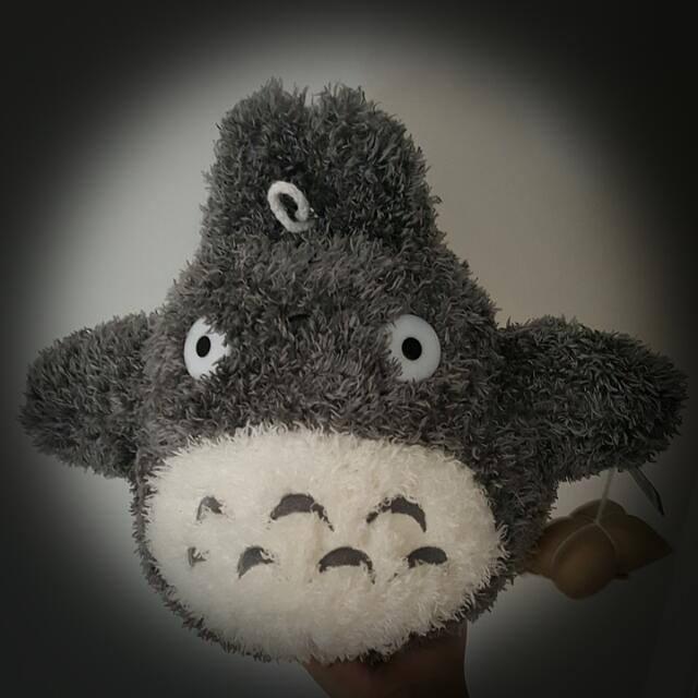 Cute Totoro Plush Toy With Tag