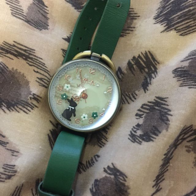 Detailed Cute Watch