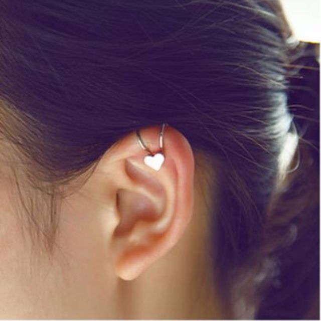 [Earrings] Clip on Earring (non piercing)