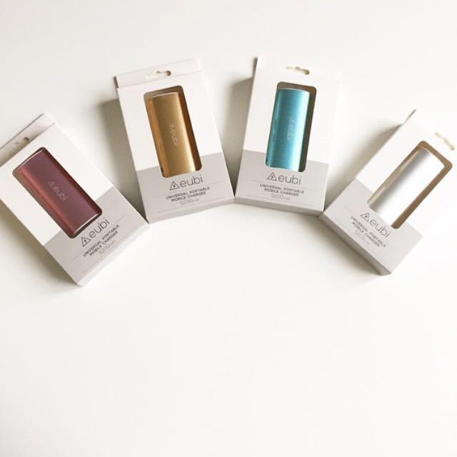 Eubi Portable Charger (2 Charge)