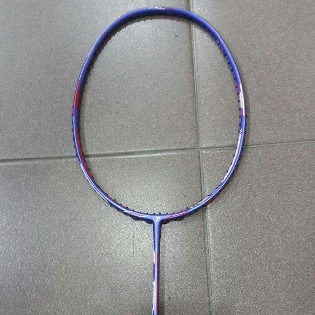 Fleet Duora 10 Lee Chong Wei LCW Blue Badminton Racket ...
