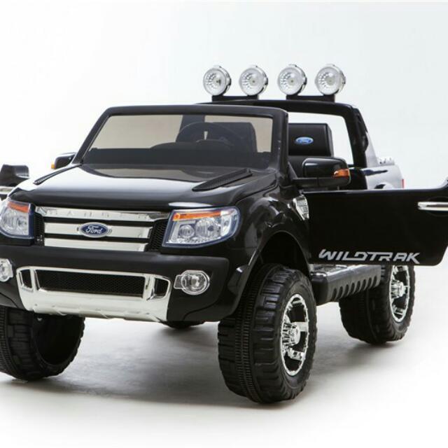 Ford Ranger Childrens Ride On Toy 12V