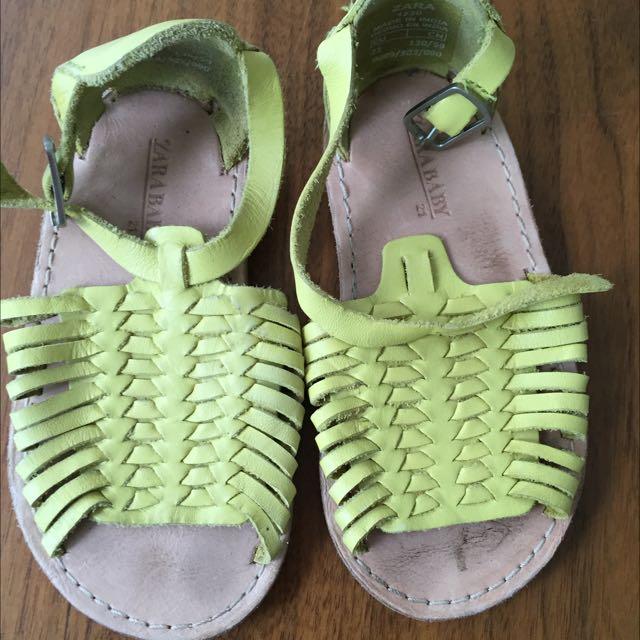 Girls Zara Sandals