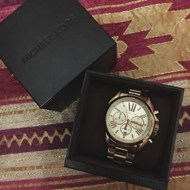 Gold Watch MK5605 By Michael Kors