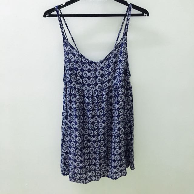 Brand New H&M Printed Dress