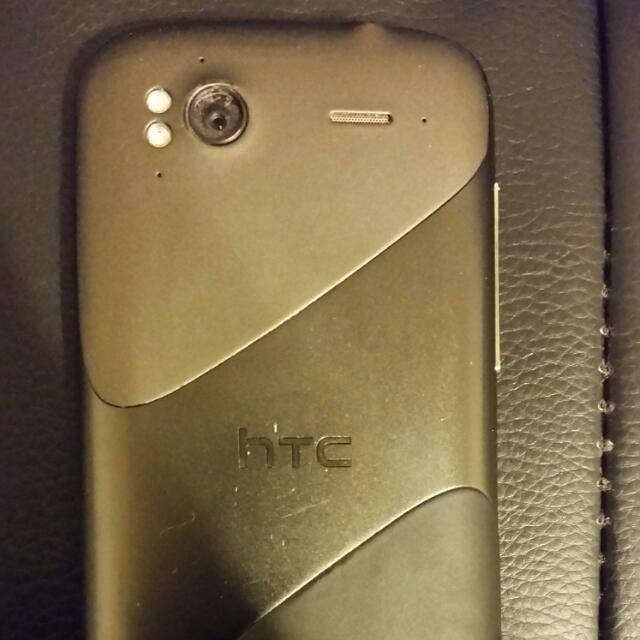 HTC Sensation 4G (T-Mobile) Android Smartphone Phone