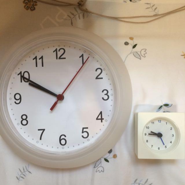 IKEA 時鐘組合