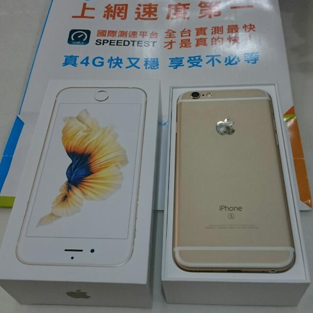 Iphone6s 16g金 4.7吋