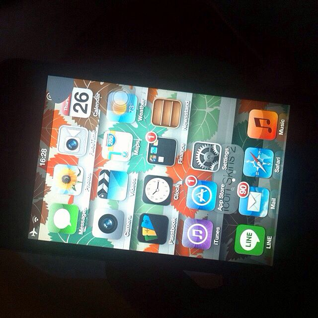 Ipod Touch Gen 4 (8gb)