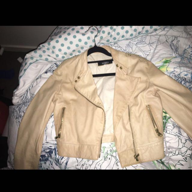 Italian Made Leather Jacket