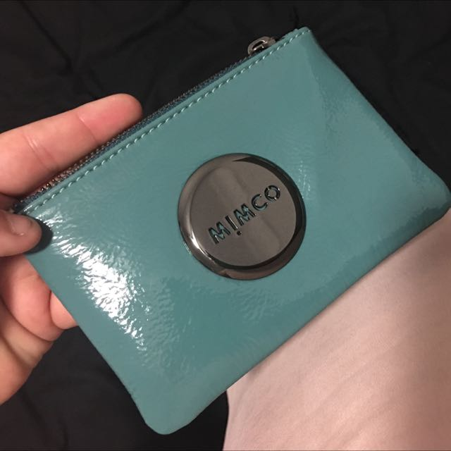 Jade Mimco Pouch