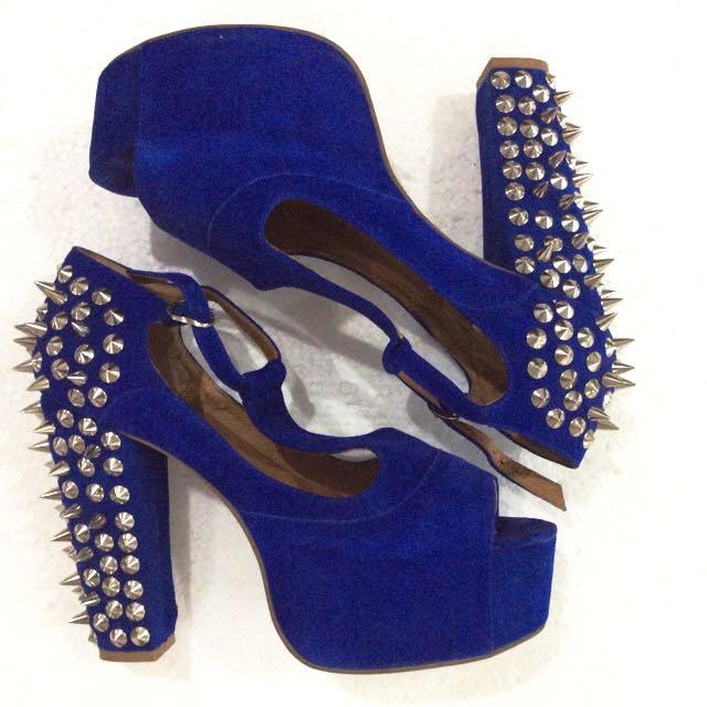 Jeffrey campbell Foxy heels