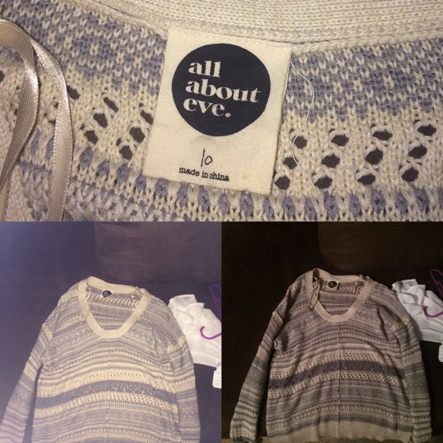 Knitted Jumper/ Sweater