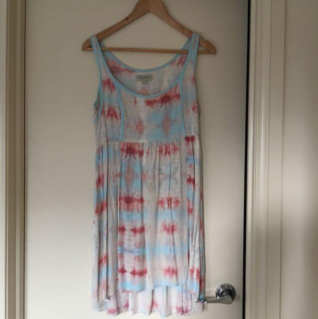 Ladies Just Jeans Watercolour Dress