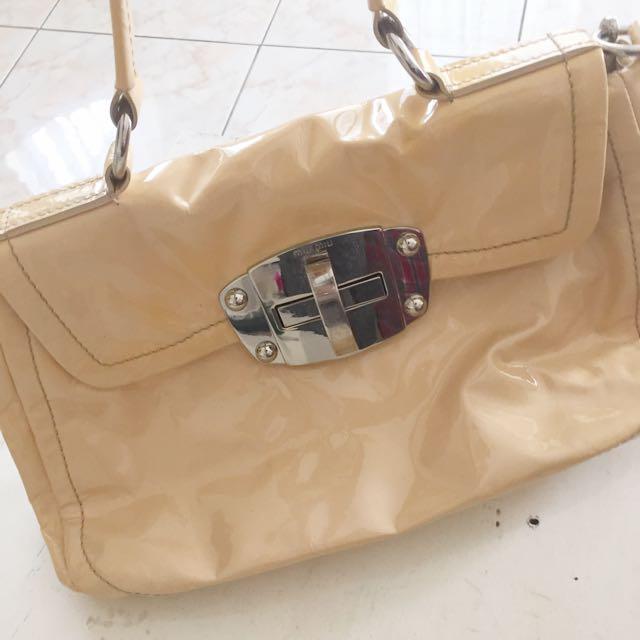 Miu Miu Postman Bag