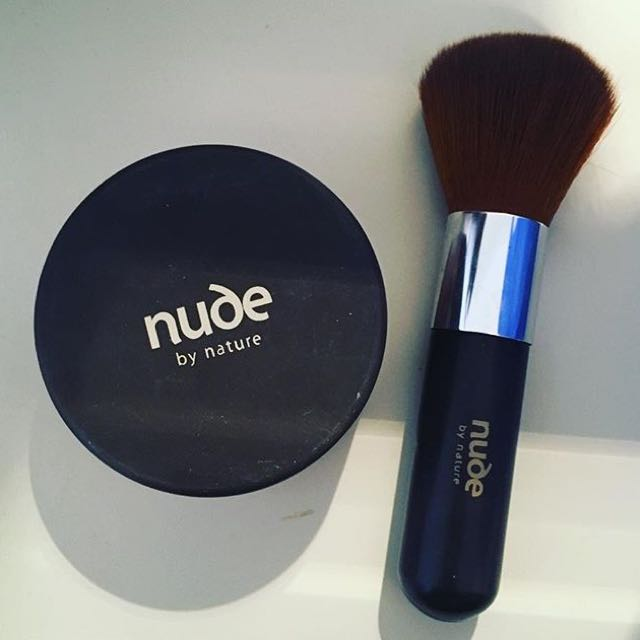 Nude By Nature Mineral Cover