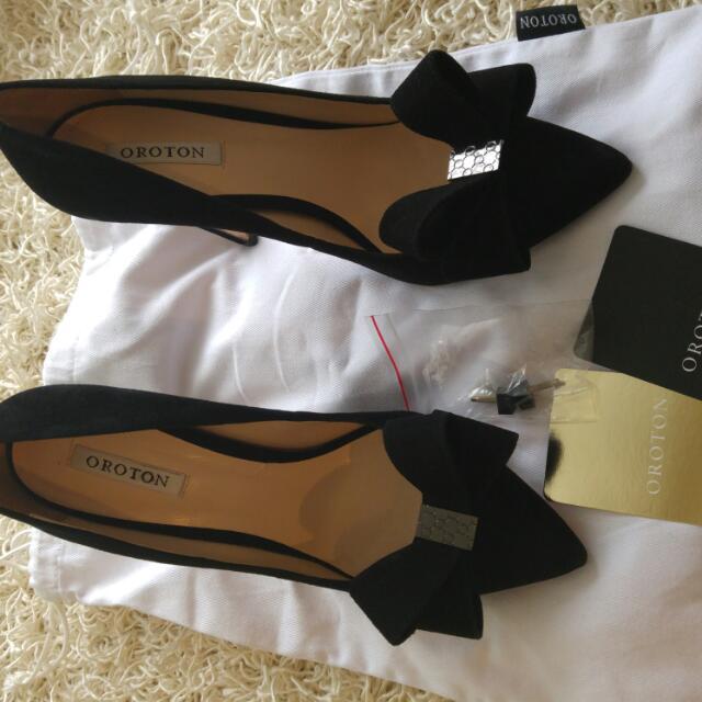 Oroton Size 7 Heels