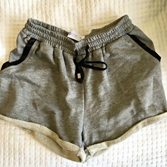 Oskar Cotton Shorts