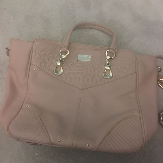 Pink Forever New Bag (On hold)
